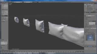 IMPORT MULTIPLE OBJs to Blender / Több Obj formátumú modell importálása - Blender