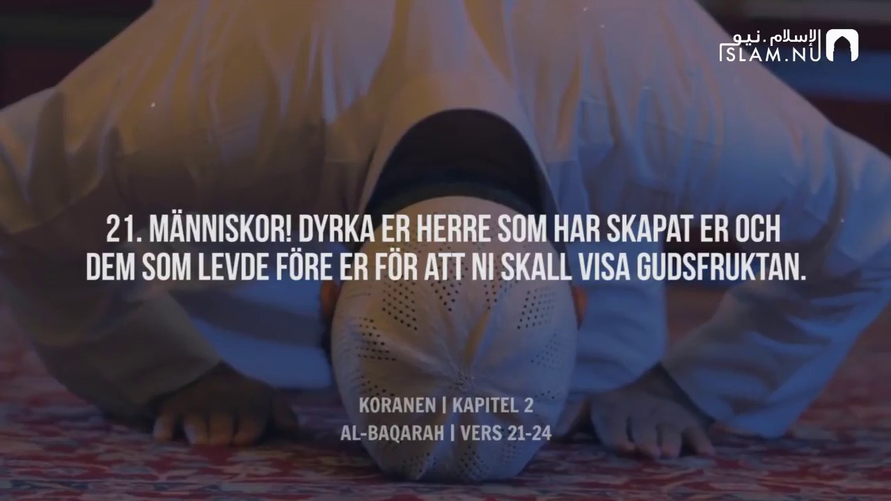 Surah Al-Baqarah (21-24) - Ibrahim Al-Jibreen