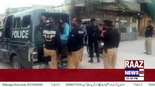 سکھر خیرپور میں سندھ حکومت کی 144 نافض ہونے کہ باوجود عوام نے گھر سے نلکلنا بند نہیں کیا