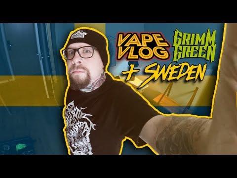 8/10/17  SWEDEN VLOG! also REGULAR VLOG! I vape a pipe!! Other cool stuff