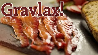 How to Make Gravlax at Home - The Simplest Gravlax Recipe