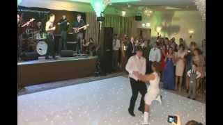 Wedding Couple Jive (Gerard & Natalie Little)