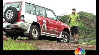 Offroading with Mitsubishis