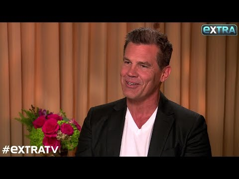 Josh Brolin Opens Up About 'Avengers: Infinity War' and &x2018Dead;pool 2'