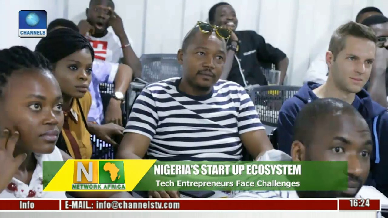 Africa Tech: Analysing Nigeria's Tech Start-up Ecosystem