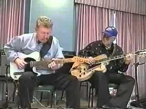 Scotty Anderson & Bob Saxton   A Taste of Honey