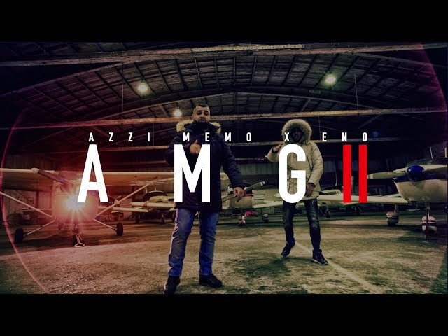 Azzi Memo - AMG 2 ft. Eno (prod. von SOTT & TG) [Official HD Video]