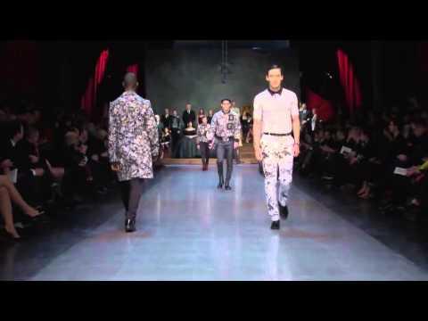 Мужская коллекция одежды Dolce & Gabbana осень-зима 2015-2016