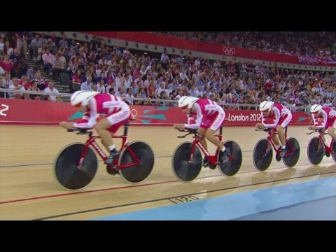 men's-team-pursuit---first-round-|-london-2012-olympics