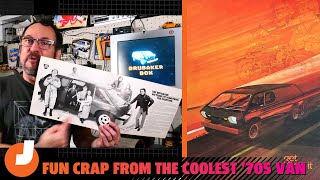 Check Out These Amazing Brubaker Box Promo Materials   The Torchinsky Files   Jalopnik