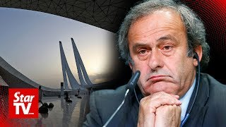 Former UEFA head Platini detained in Qatar World Cup investigation