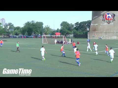 PARSIPPANY SC EDP 00 01 RAIDERS vs NORTH YORK COSMOS 2001 BOYS   NYC Cup 2016   BOYS