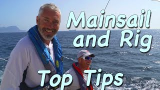 Top Tips - Mainsail and Rig Trim