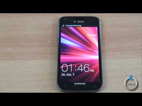 T-Mobile Samsung Galaxy S2 Unboxing, Hands-On & First Impressions - BWOne.com