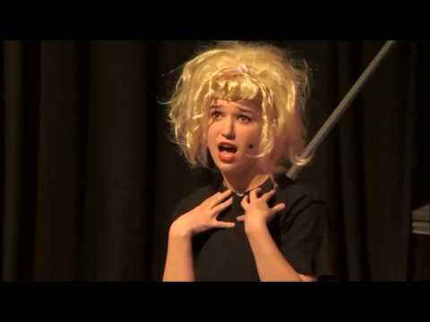 Grease - Look At Me, I'm Sandra Dee (Natalia Lorelay cover)