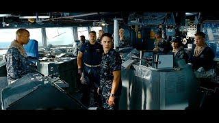 ВМС США против пришельцев. Морской бой
