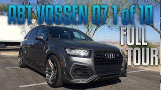The BM – ABT Vossen Audi Q7 1 of 10 – Full In-Depth Tour | VLOG 098