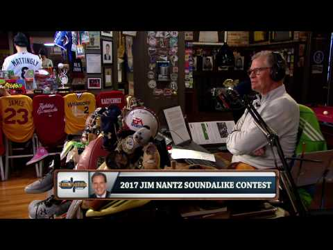 2017 Jim Nantz Sound-A-Like Contest Day 1 (4/6/17)