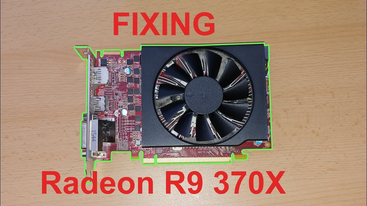 AMD RADEON R9 370X DRIVER