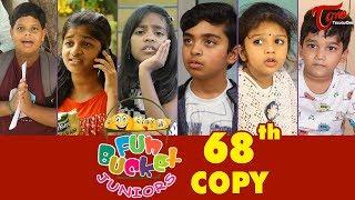Fun Bucket JUNIORS | Episode 68 | Kids Funny Videos | Comedy Web Series | By Sai Teja - TeluguOne