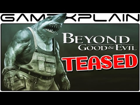 Ubisoft CEO Praises The NX + New Beyond Good & Evil 2 Image Teased