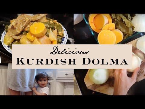 How I Make Dolma (Kurdish Recipe)