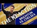 Brighton 0 4 Chelsea   Hilarious Studio Celebrations   The Reaction