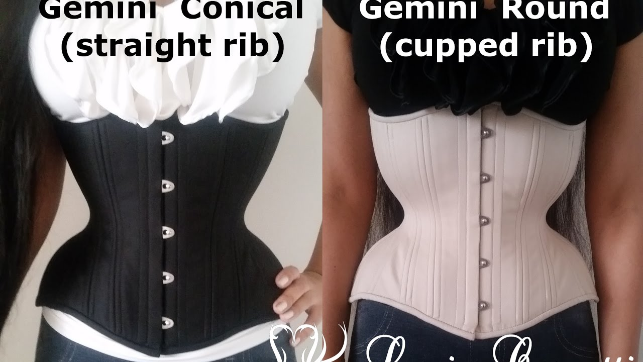 5abc328974 GEMINI CORSET REVIEW!! (Timeless Trends)