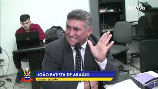 Giuvan de Sousa Pronunciamento 24 01 2020
