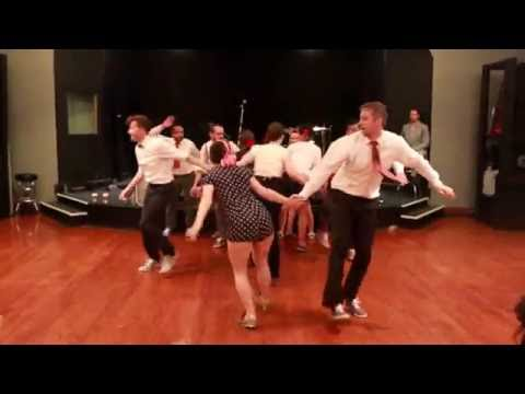 CTA Blue Line performs at Southern Swing Challenge 2016
