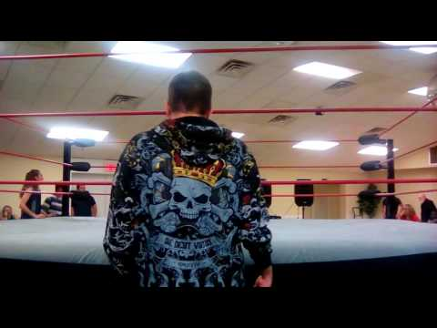 Ronnie York VS Big Man(Championship Match)