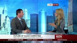 What Is Future Of Cloud Computing? Cyber Security Expert Scott Schober On CCTV