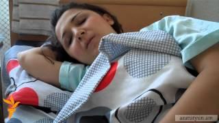 Սիրիահայերի ընտանիքը երեխա է ունեցել Հայաստանում