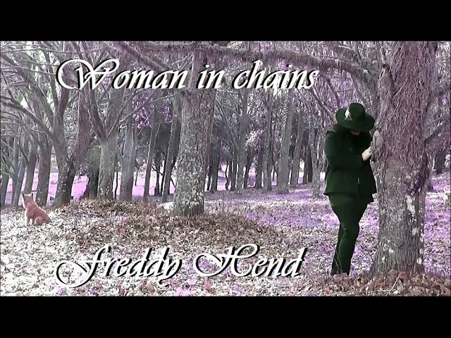 Woman in chains (Tears for Fears cover ) by Freddy Hend - Official video