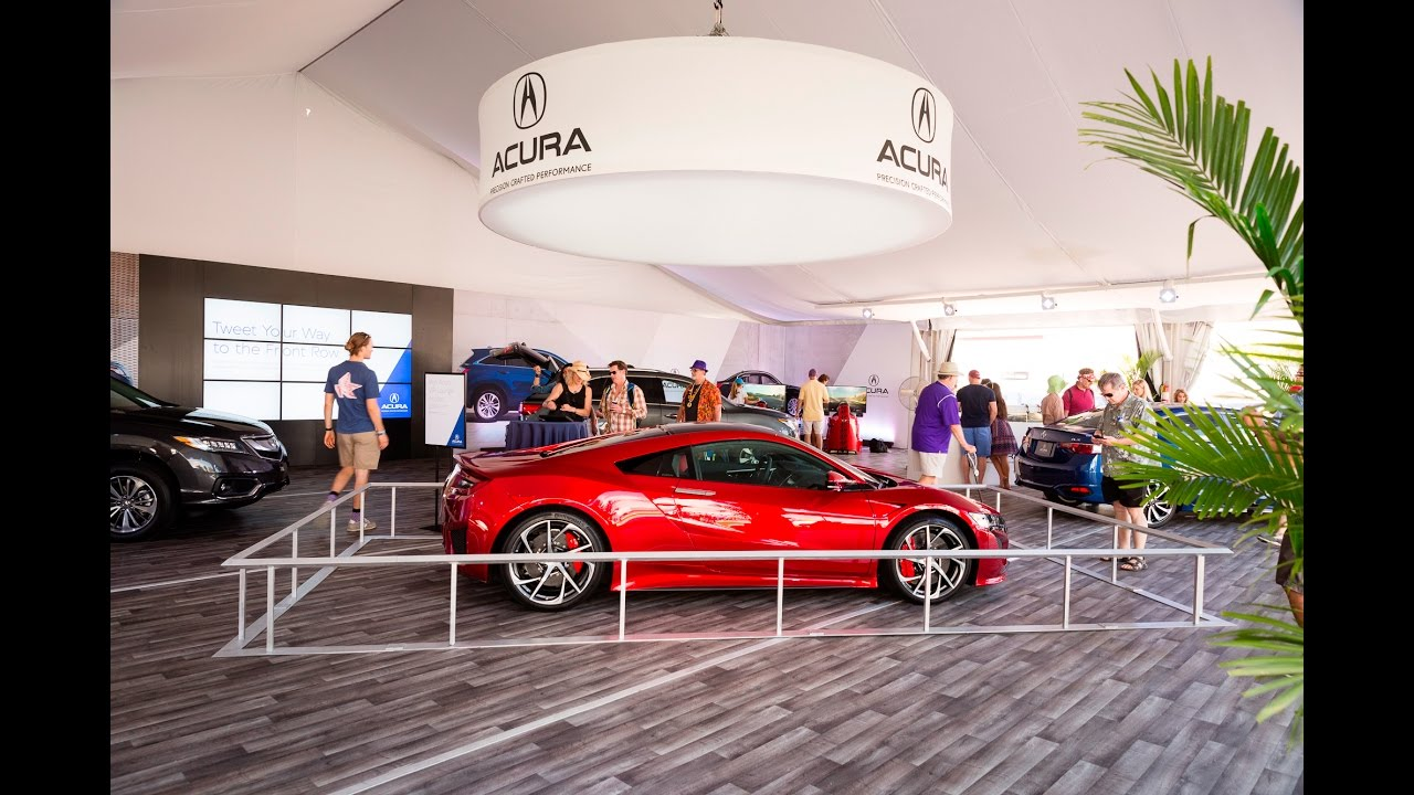 Acura At The 2016 New Orleans Jazz Heritage Festival Youtube