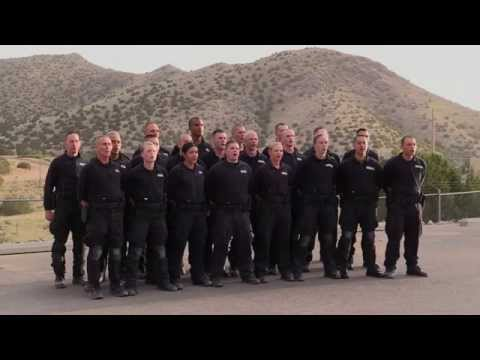 Albuquerque Police Academy Cadet Class of 110th