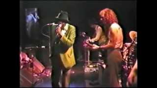 John Lee Hooker and The Coast to Coast Blues Band with Carlos Santana Live 3/30/85!!!!!!