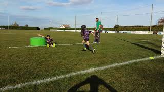Rugby Donuts placage soutien