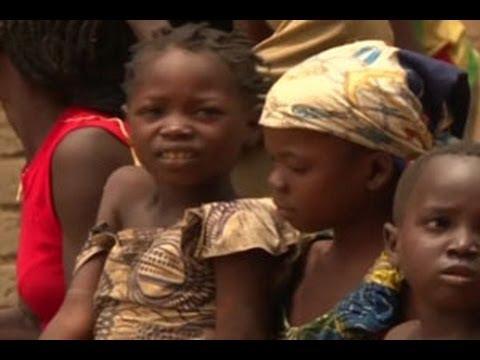 Upaya Bertahan Hidup Warga Republik Afrika Tengah