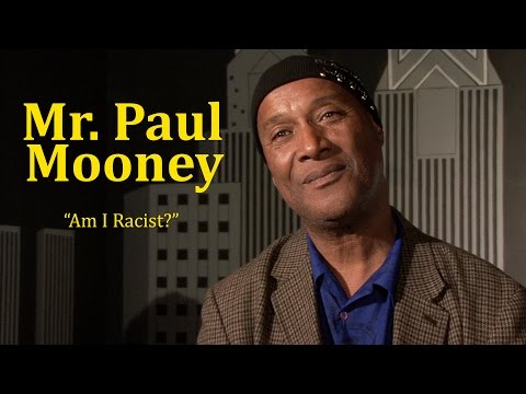 "Paul Mooney - ""Am I Racist?"""
