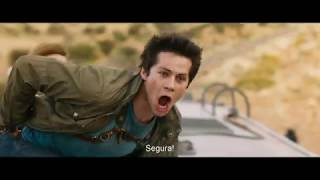 Maze Runner: A Cura Mortal - Trailer #2 HD Legendado [Dylan O'Brien]