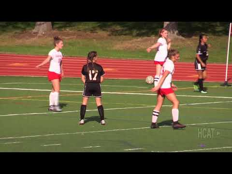 Girls Varsity Soccer vs Bellingham - 10/05/2017
