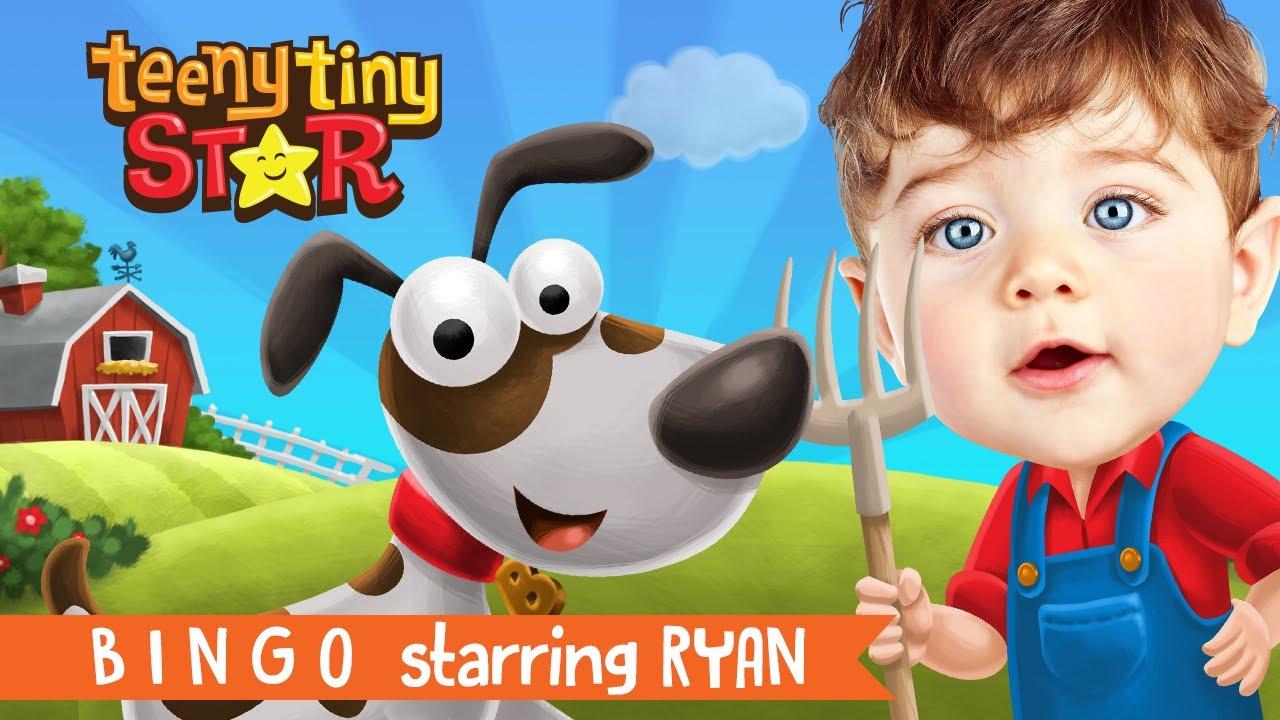 BINGO Song | Nursery Rhymes for Kids | TeenyTinyStar
