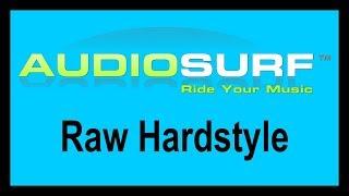 (Raw Hardstyle) D-Block & S-te-Fan and Rebourne - Louder (LOUD Edit) [Audiosurf]