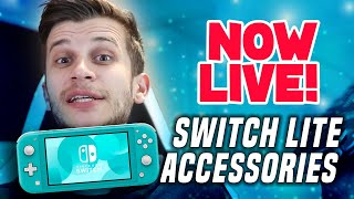 New Switch Lite Pre-Order NOW Available.. Best Switch Lite Accessories We've Found!