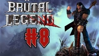 Brutal Legend - DAD HAVE YOU BEEN DRINKIN