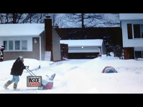 Neighbors' Crazy Fight over Shoveling a Sidewalk!: Two neighbors went head-to-head over snow…yes snow! Twenty-three-year-old Will Immke and 69-year-old, Larry Myers got into a huge fight in Ohio after Myers claimed that his neighbor was dumping snow on his property.
