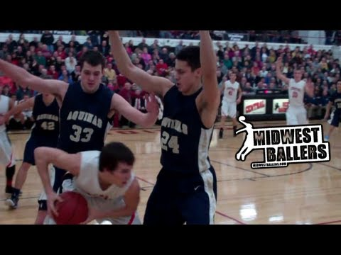 Bronson Koenig and Mike Conway HIGHLIGHTS vs La Crosse Central