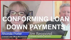08 - Conforming Loans and Down Payments