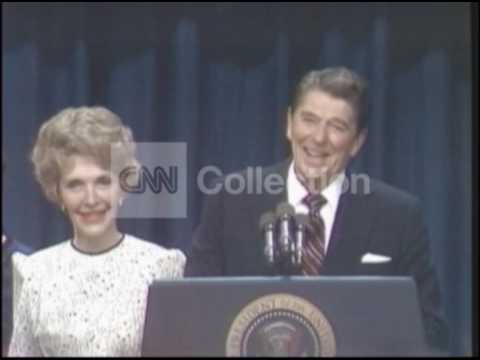 ELECTION 1984:REAGAN ACCEPTANCE